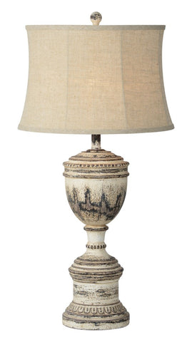 Devan Table Lamp - Out of the Woodwork Designs