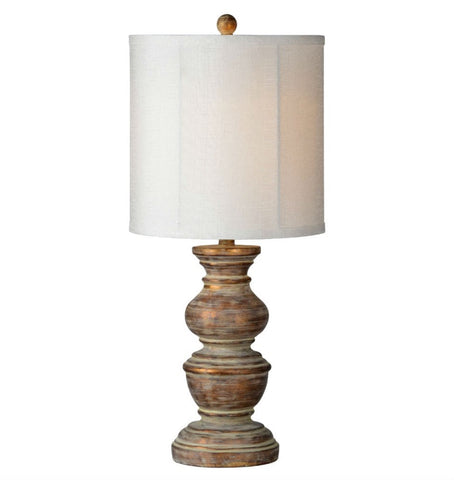 Eva Table Lamp - Out of the Woodwork Designs