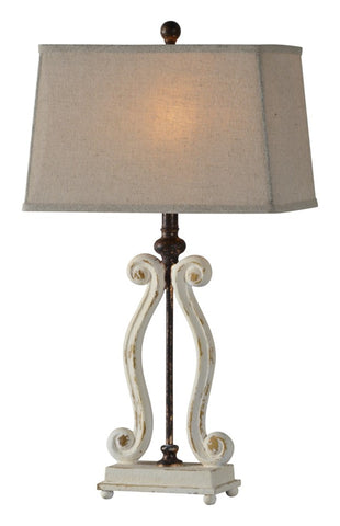 Julia Table Lamp - Out of the Woodwork Designs