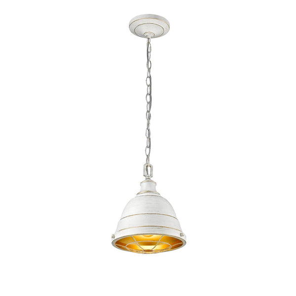 Bartlett 1 Light Pendant- 3 Colors Available