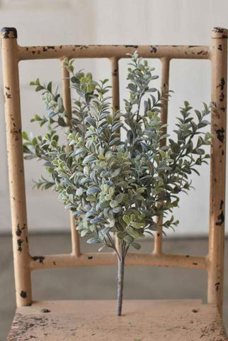 "18"" Pebble Eucalyptus Bush"