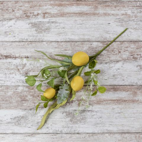 Lemon and Wild Flower Pick