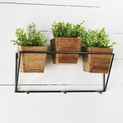 Loft Triple Wall Planter