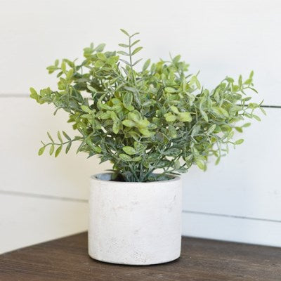 "12"" Petite Leaf Bush - Out of the Woodwork Designs"