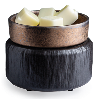 Primitive Black 2-in-1 Wax Warmer