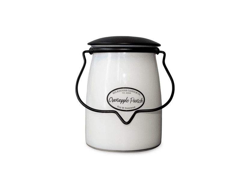 Cranapple Punch Butter Jar, Wax Melts