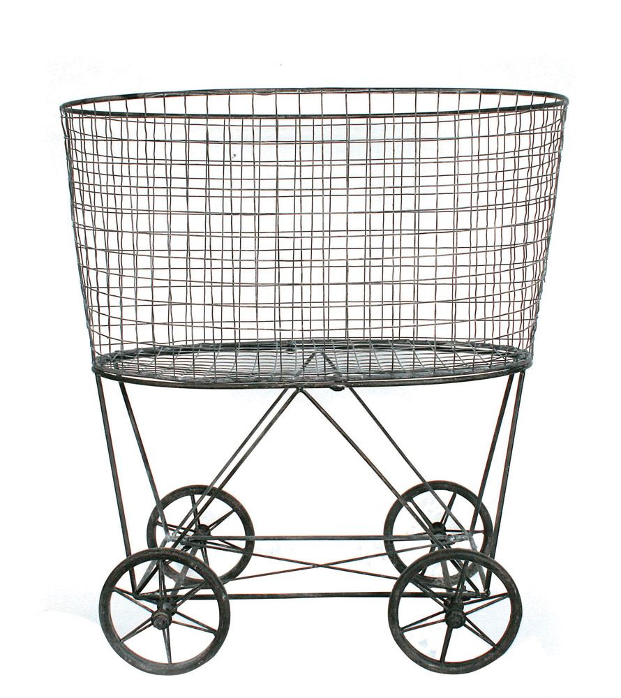 Laundry Basket on Wheels* - Out of the Woodwork Designs