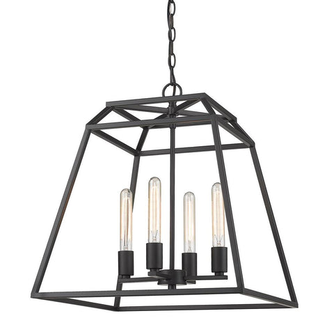 Amalia  4 Light Chandelier