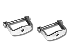 Front Spring Clamps (pair)
