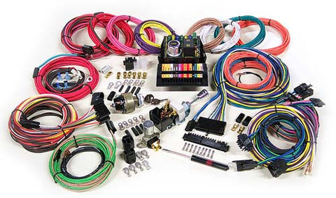 American Autowire Highway 15 Wiring System