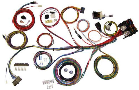 American Autowire Power Plus 13 Wiring System