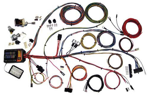 American Autowire Complete Wiring System- Factory Fit