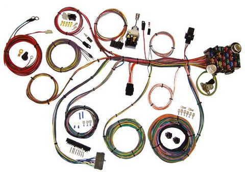 American Autowire Power Plus 20 Wiring System
