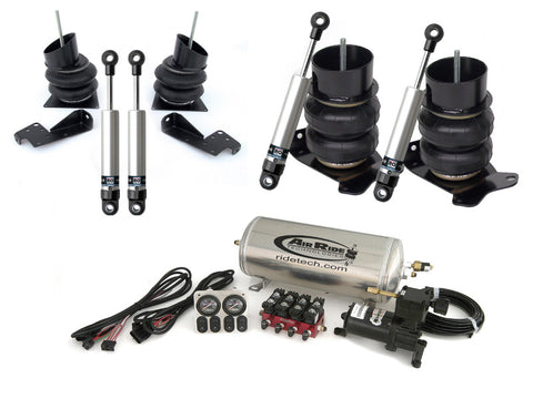 Ride Tech Level 1 Complete Air Suspension System for 58-64 Impala