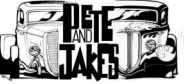 Pete & Jakes Super Bell Finned Backing Plates (Chrome Powder Coated)