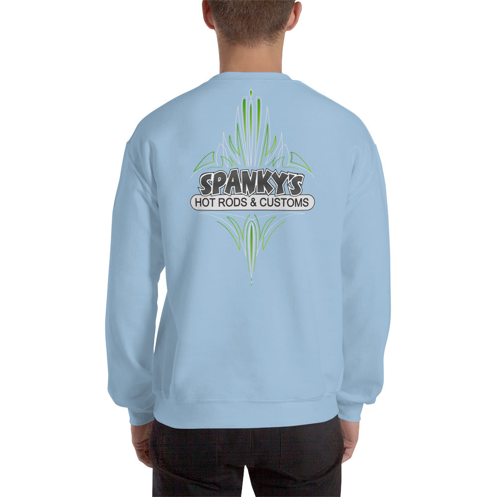 Spanky's Hot Rods Sweatshirt