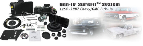 Vintage Air GEN-IV Kit 60-63 CHEV P-UP GEN IV WO AC