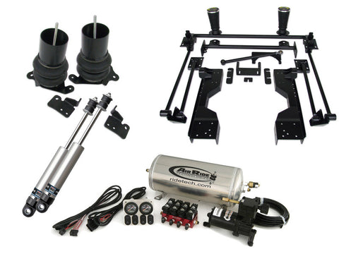 1999-2006 Chevy Silverado 1/2 TON Level 1 Air Suspension System