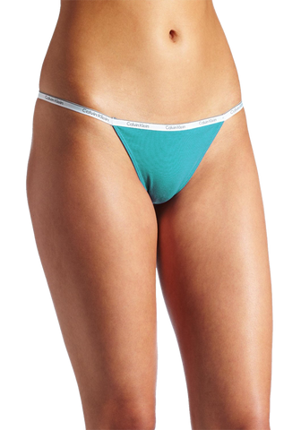 CK one Women's Cotton String Thong