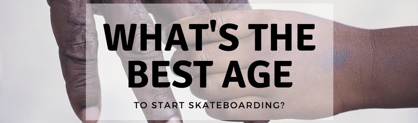 What's The Best Age To Start Skating?