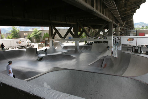 Burnside Skate Park