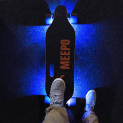 best skateboard safety lights for night skating