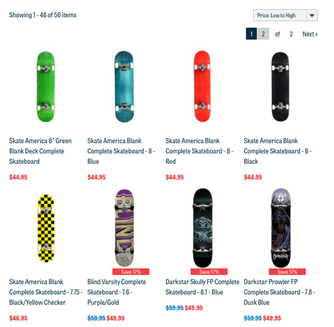 skate america buy a cheap skateboard online