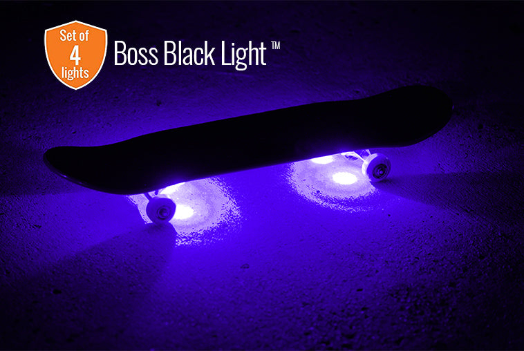 skateboard light gifts