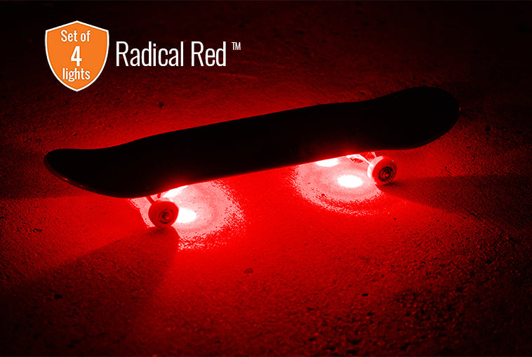 skateboard underglow light