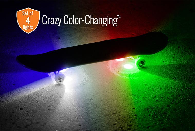 Skateboard Longboard Underglow LED Lights