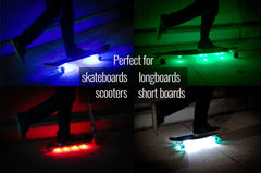 Board Blazers: LED Underglow Lights