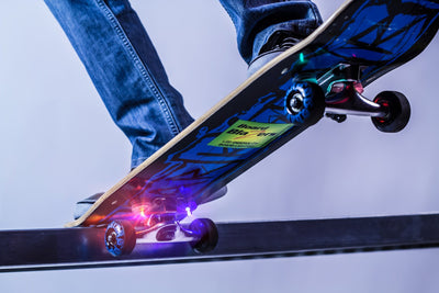 Skateboard LED Underglow Lights Gift Set