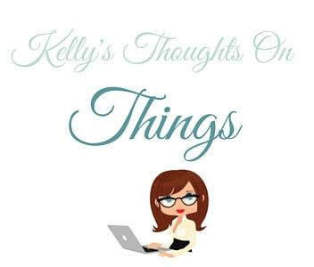 Kelly's Thoughts on Things Logo