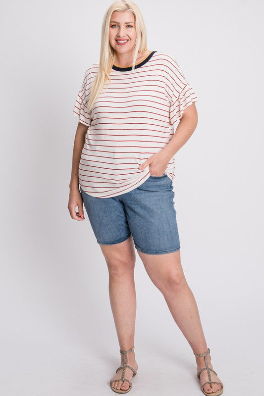 Betts Simple T - Plus Size