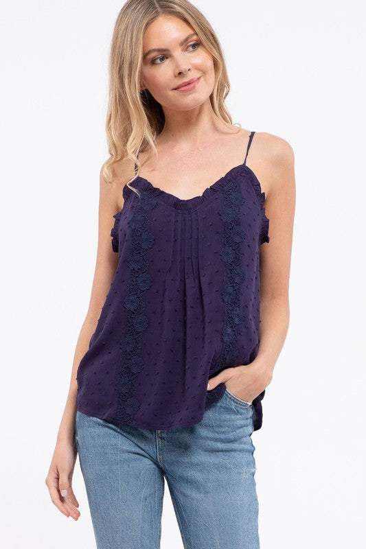 Tulip Cami - 2 Colors Available