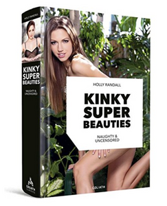 Kinky Super Beauties Book