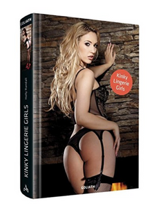 Kinky Lingerie Girls Book