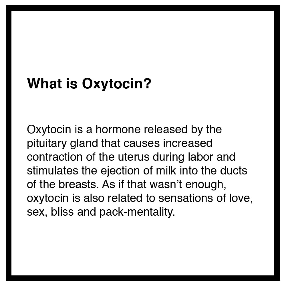 What is oxytocin