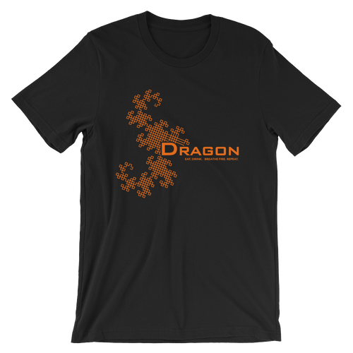 Dragon Fractal T-Shirt