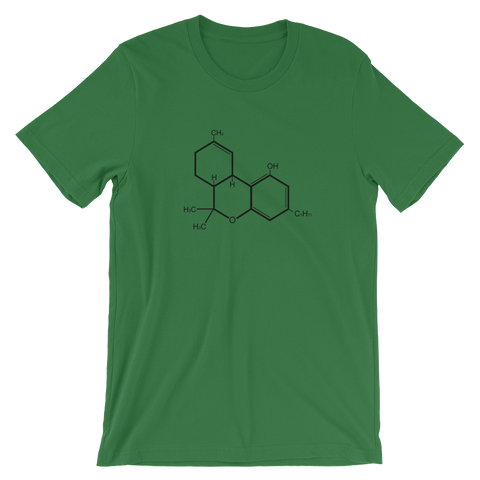 Serotonin and Dopamine Molecule(s) - Double Sided Tote Bag