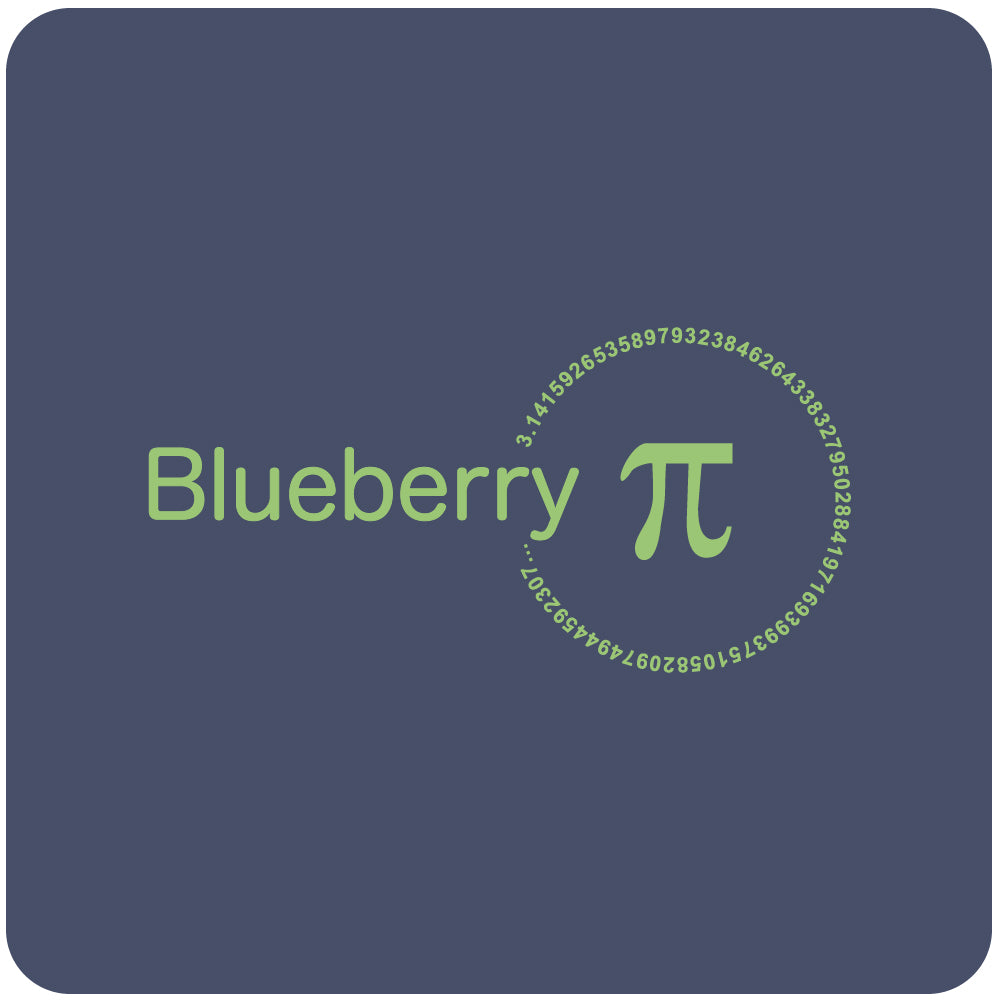 Blueberry Pi Tank Top