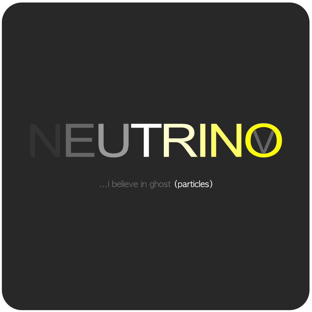 Neutrino T-Shirt, Black