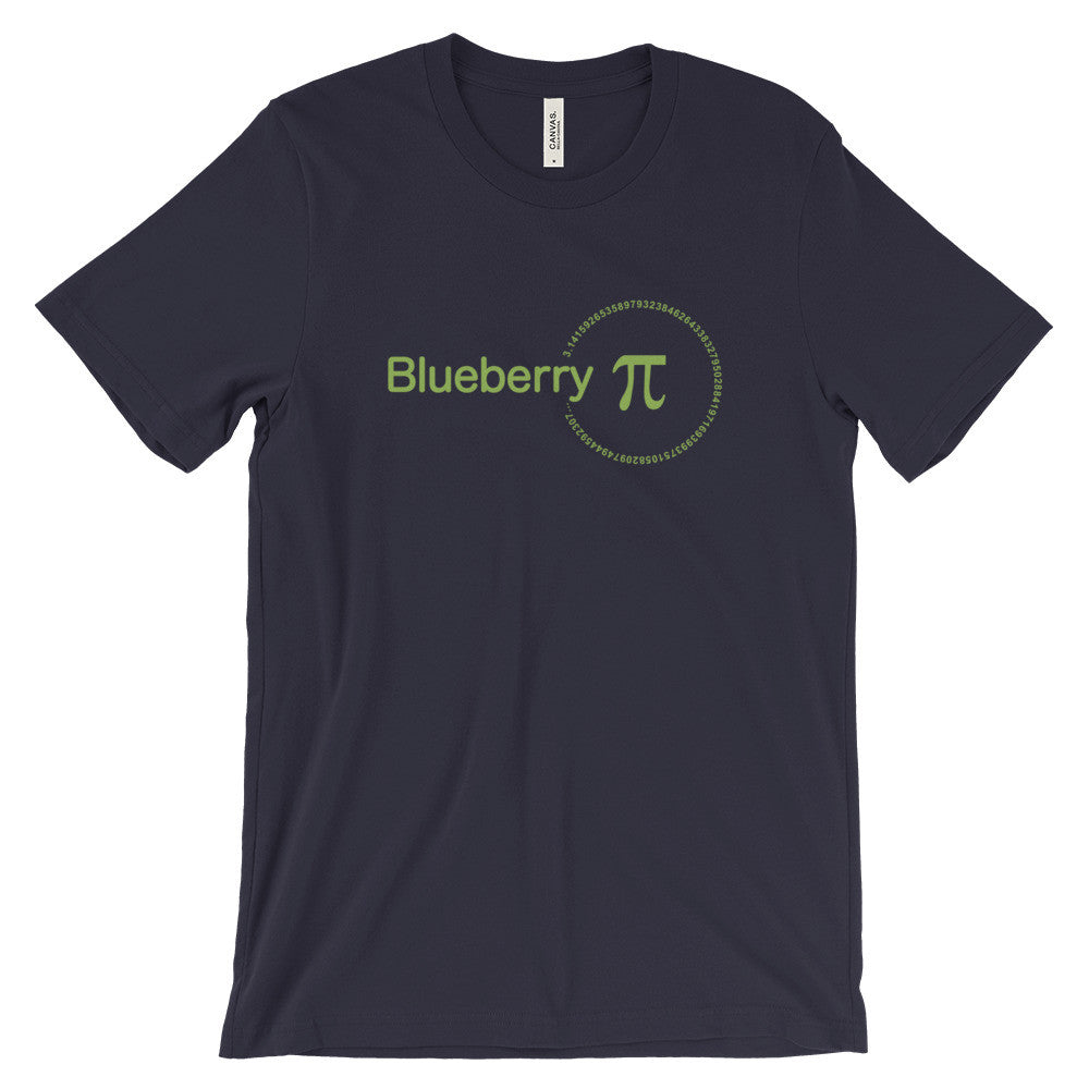 blueberry pi t-shirt