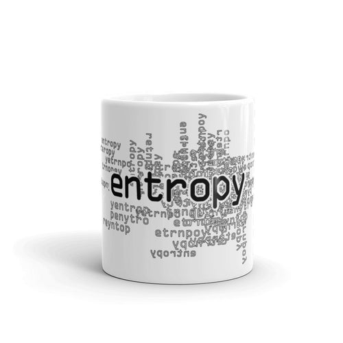 entropy thermodynamics mug