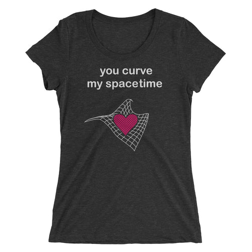 You Curve My Spacetime T-Shirt