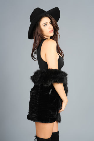 Gotta Have It Faux Fur Vest