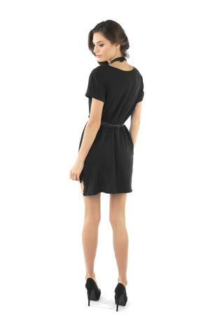Groceries Apparel Black Dylan Dress