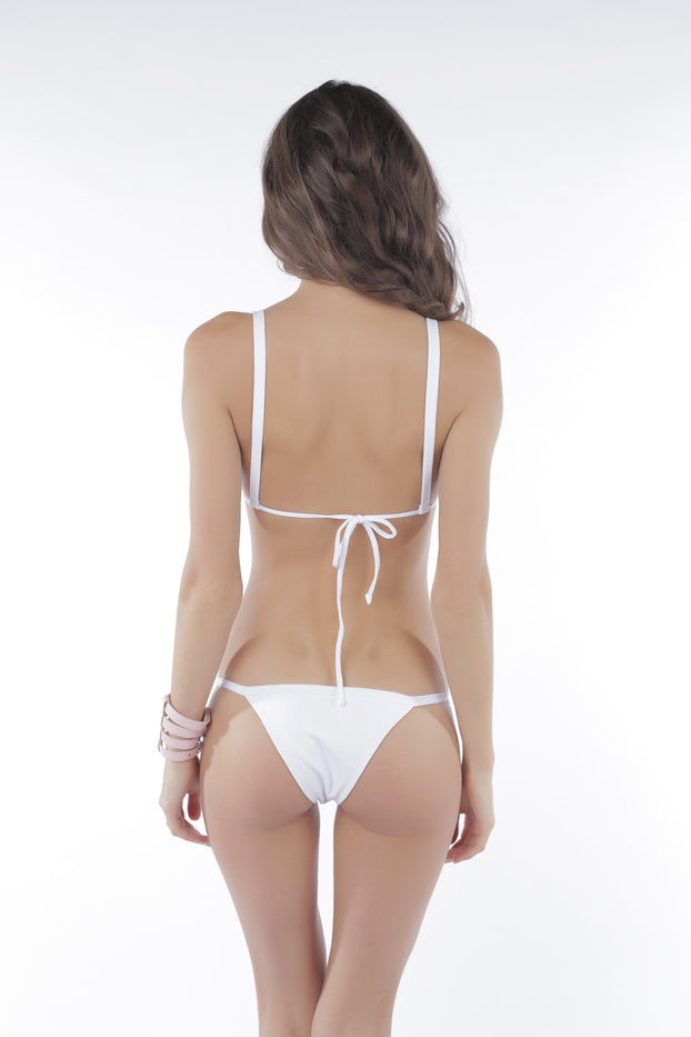 Castles Couture Monica Bottom White