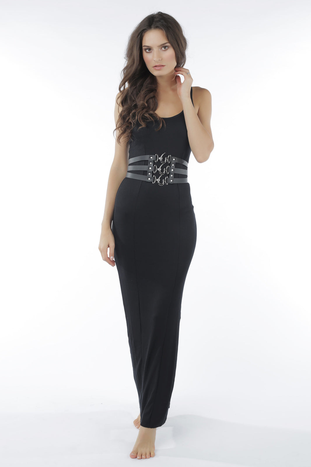 Cosabella Racer Back Maxi Dress