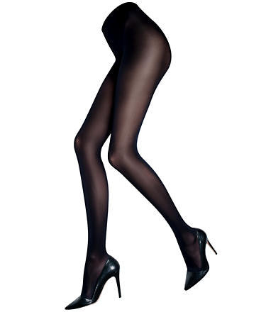 Alice & Olivia 40 Denier Opaque Tights  by Pretty Polly